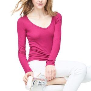 Aero Seriously Soft Ribbed Shirt Size XL